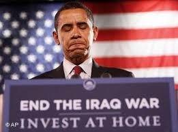 anti war obama