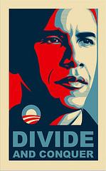 Divided House Obama